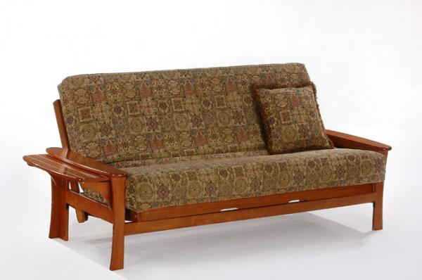 morereal wood futon solid only bedrooms deal futons package bridgeport real mattress