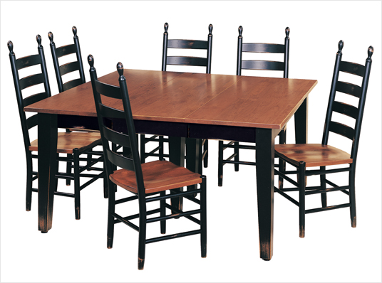 dining room furniture mission shaker style sets dining tables ithaca ny. Black Bedroom Furniture Sets. Home Design Ideas