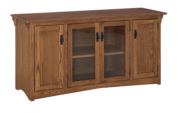 We have all styles and woods available to order. Stereo Stands TV Carts on casters Stereo / TV combo units.VCR / DVD storage units sectional wall units ...  sc 1 st  Treeforms Furniture & Mission Style Wooden TV Television Stands - Ithaca NY